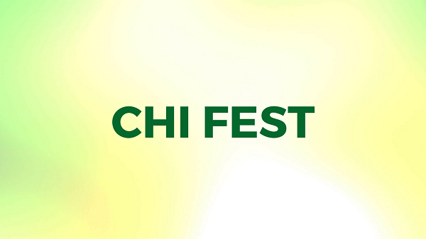 Festivalul de sanatate si regenerare CHI FEST
