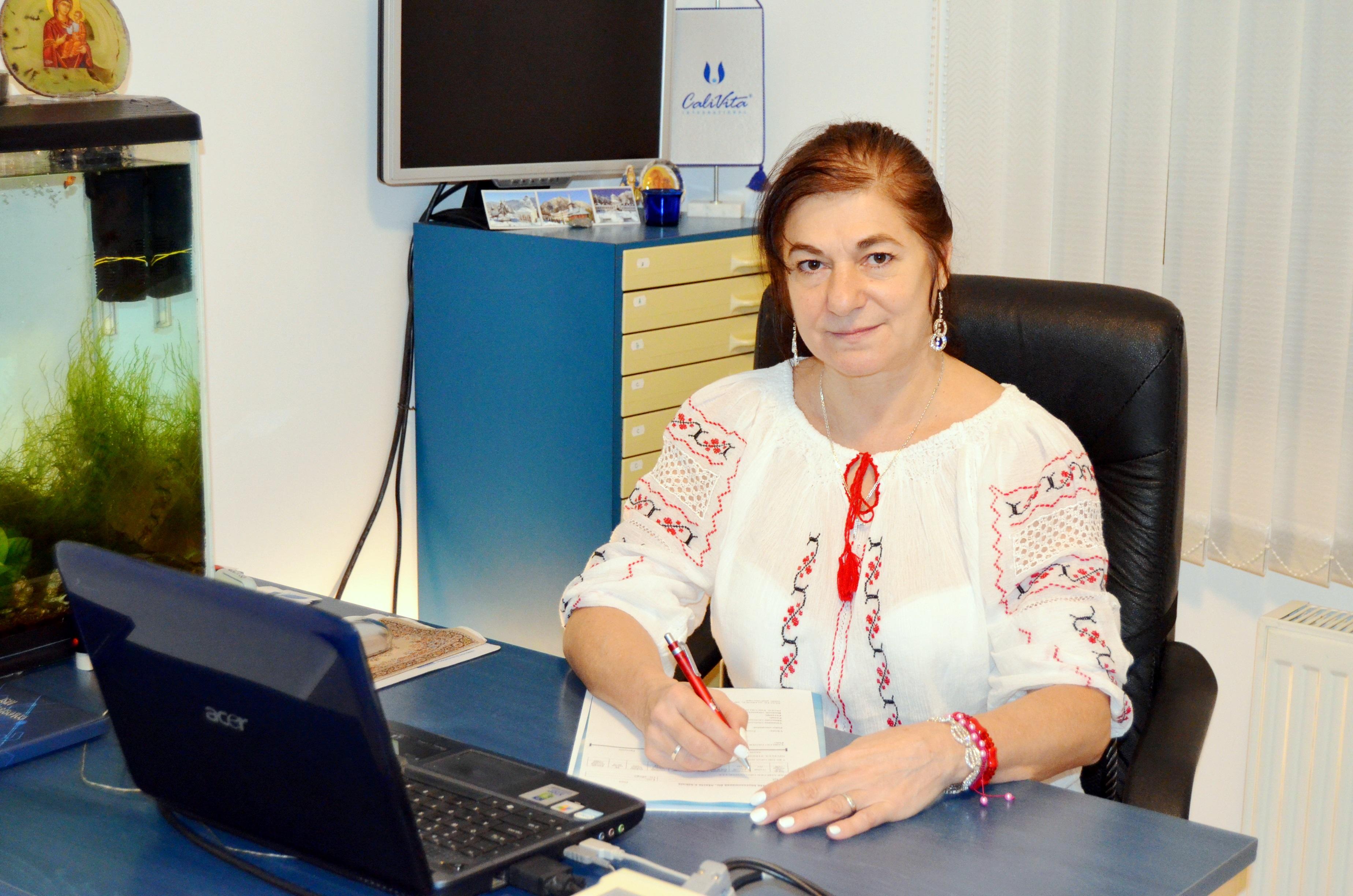 Doctor Maria Chihaia
